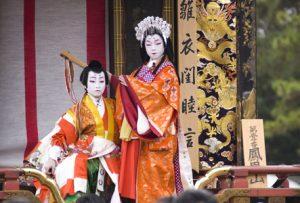 長浜曳山子ども歌舞伎