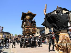 城端曳山祭(国指定重要無形民俗文化財)